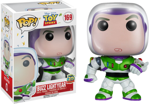 Фигурка Funko Pop! Disney: Toy Story - Buzz Lightyear