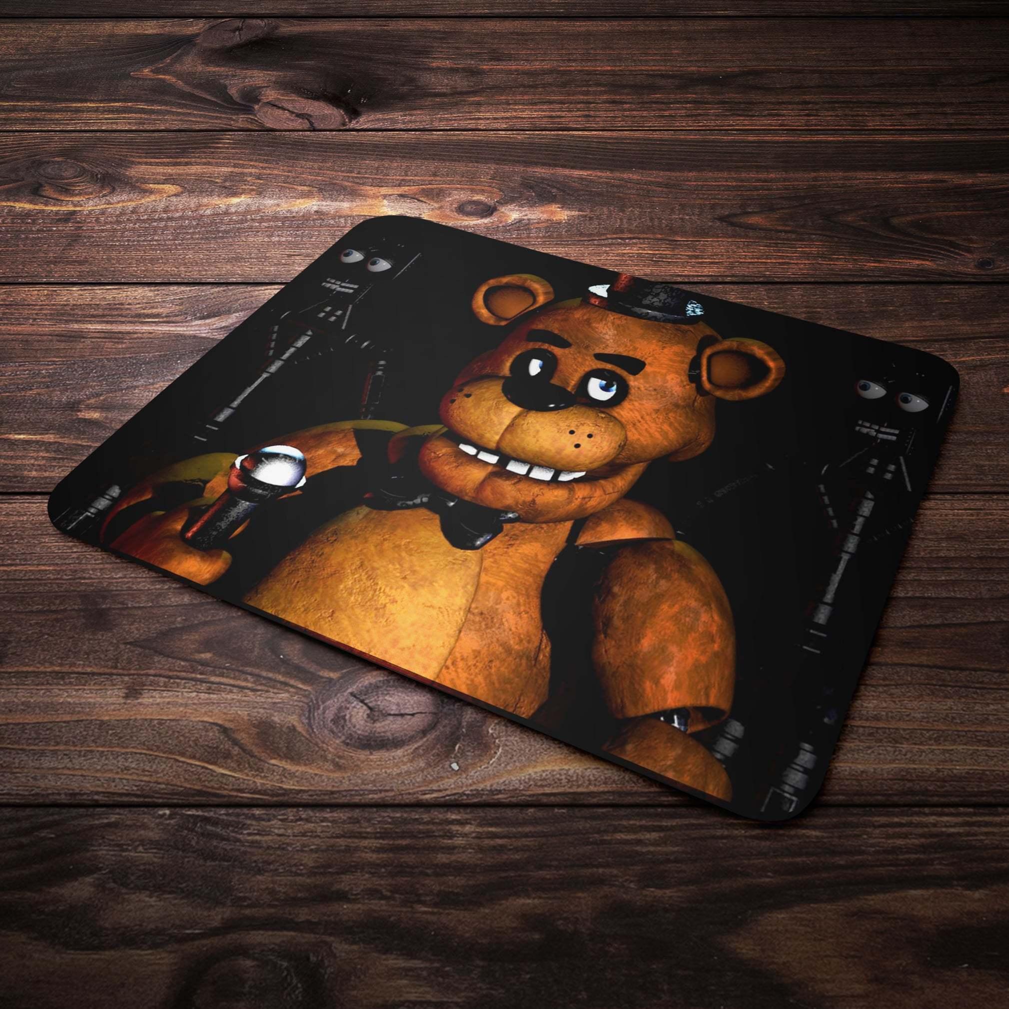 Коврик для мыши с Фредди (1 вариант) - купить в интернет-магазине kinoshop24.ru