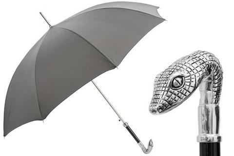 Зонт-трость Pasotti Snake Head, Италия
