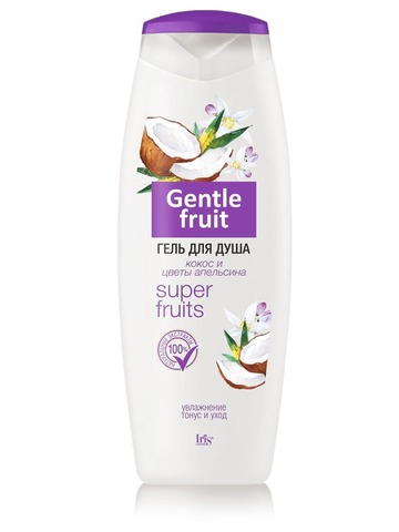 Iris Gentle Fruit Гель для душа