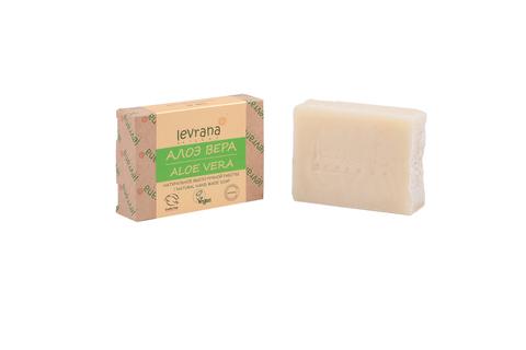 Levrana, Алоэ Вера, натуральное мыло, 100гр