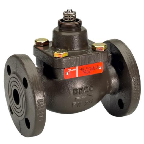 Клапан регулирующий чугун VFM2 Danfoss 065B3052 Ру25 Ду 15 Kvs=0,63 Tmax 150°С