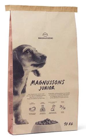 Корм для собак Magnusson Meat & Biscuit Junior 10 кг