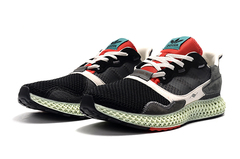 adidas ZX 4000 4D 'Black/Green/Red'