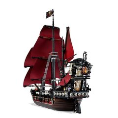 Конструктор Пираты Карибского моря