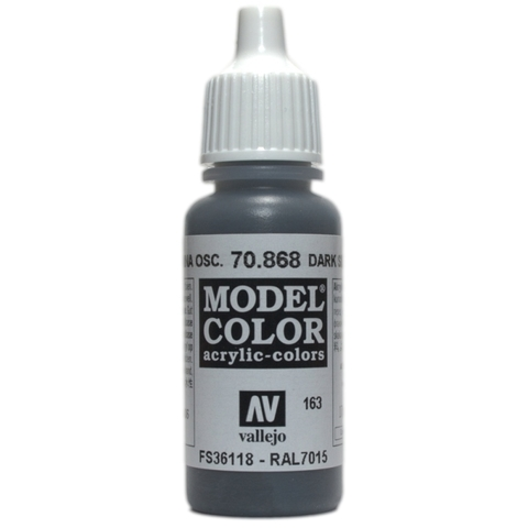 Model Color Dark Seagreen 17 ml.