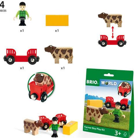 BRIO 33879 Игровой набор железной дороги