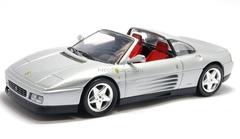 Ferrari 348 TS gray 1:43 Eaglemoss Ferrari Collection #41