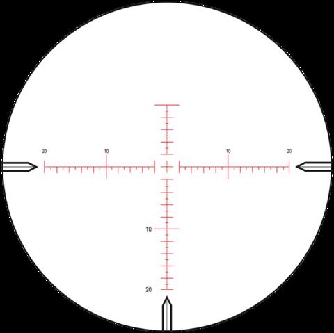 Оптический прицел NIGHTFORCE NXS™ 3.5-15×50 MOAR™ (C429)