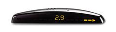 Парктроник (парковочный радар) ParkMaster с индикатором 51 на 4 (XJ) датчика