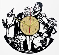 Гадкий Я Часы из Пластинки