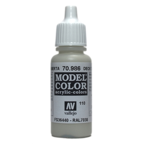 Model Color Deck Tan 17 ml.