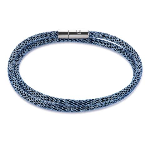 Браслет Coeur de Lion 0111/31-0700 цвет голубой