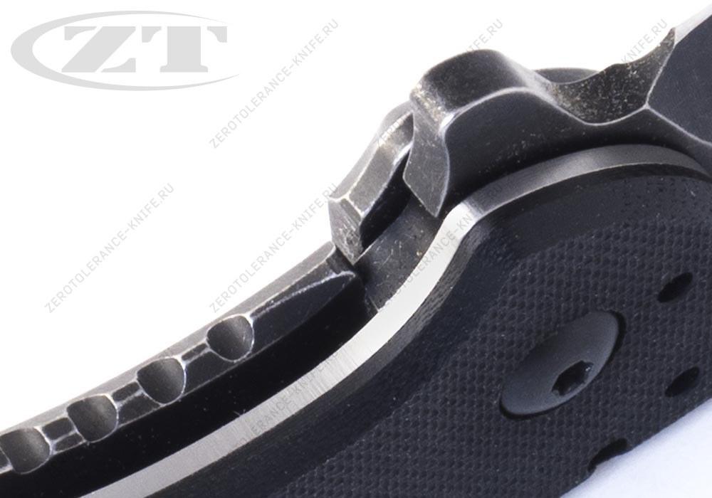 Нож ZERO TOLERANCE 0566BW Hinderer - фотография