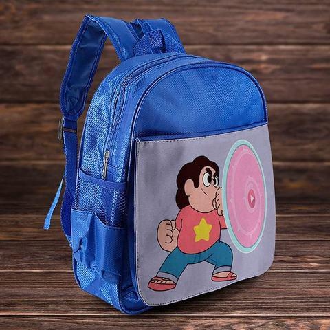 Синий рюкзак