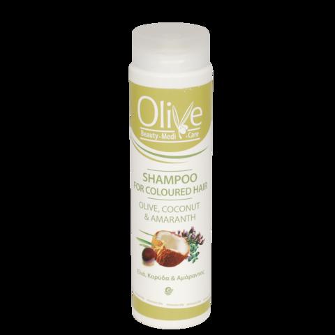 Шампунь для окрашенных волос OLIVE 200 мл