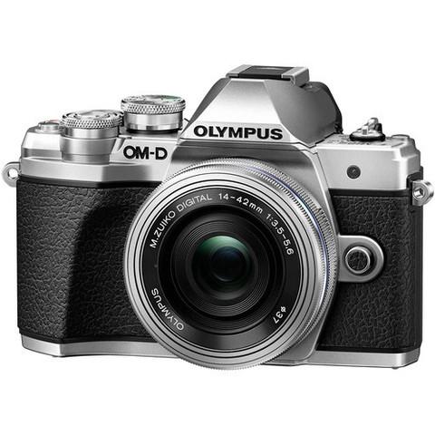 Цифровой беззеркальный фотоаппарат Olympus OM-D E-M10 MK III Kit 14-42 II R