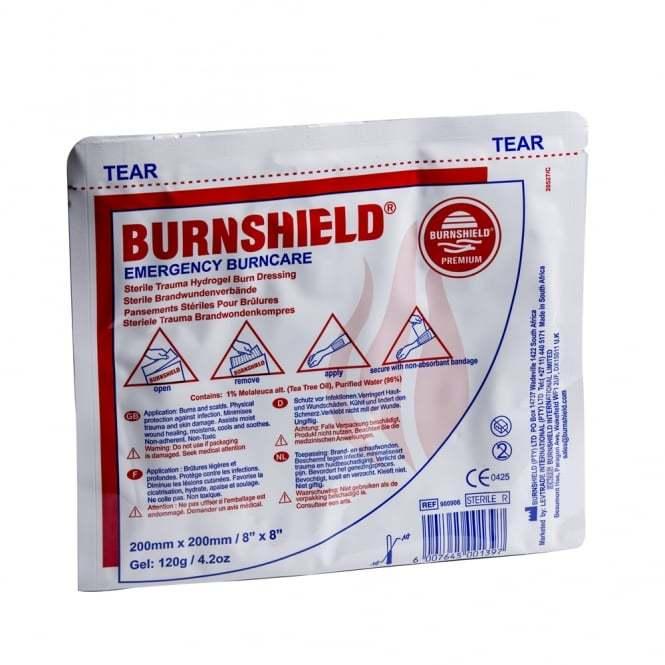 Противоожоговая повязка BurnShield 20х20 см
