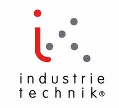 Блок управления дымового извещателя Industrie Technik CABV24-S-300/D