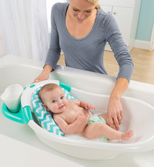 Детская ванна с гидромассажем Warming Waterfall