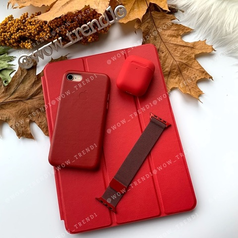 Чехол Smart Case  iPad Air /red/