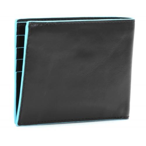 Кошелек Piquadro Blue Square (PU257B2/N) черный