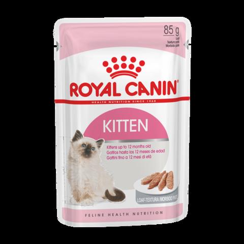 Royal Canin Kitten Instinctive Консервы для котят Паштет (Пауч)
