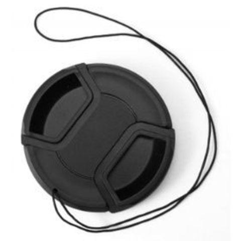 Крышка для объектива Fujimi Lens Cap 58mm