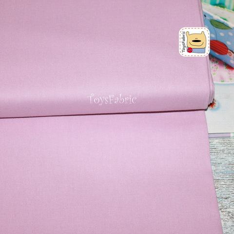 Ткань для пэчворка 20672 (однотонный лиловый) 45х55см