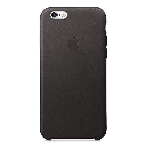 Чехол для iPhone 6 / 6s - Кожаный (Leather Case)