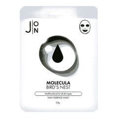 J:ON Molecula Bird's Nest Daily Essence Mask - Маска для лица тканевая ласточкино гнездо