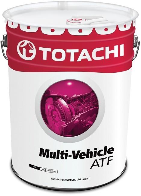 ATF Multi-Vehicle TOTACHI масло трансмиссионное для АКПП (20 Литров)