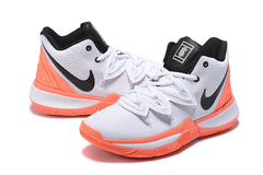 Nike Kyrie 5 'White/Orange'
