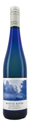 Вино Мистик Ривер Рислинг бел.п/сл. з.н.м.п категории QBA 0,75 л Германия