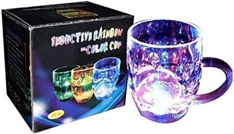 Светящаяся кружка Inductive Rainbow Color Cup