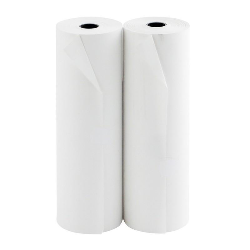 Ролики для принтеров из офсетной бумаги Promega jet 210 мм (диаметр 70 мм, намотка 35-36 м, втулка 18 мм, 1 штука в упаковке)