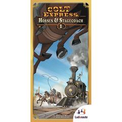 Кольт Экспресс: Лошади и Дилижанс (Colt Express: Horses & Stagecoach)