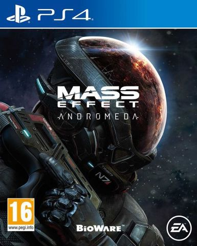 PS4 Mass Effect: Andromeda (русские субтитры)