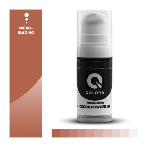 Qolora Cocoa Powder 417 (Какао-порошок)