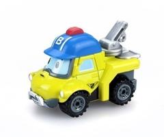 Robocar Poli Металлическая машинка Баки, 6 см (83306)