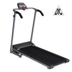 Беговая дорожка DFC M90: 1 лс, 1-10 км/ч, вес до 100 кг, полотно 370х1050 мм.