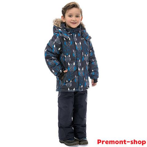 Комплект Premont Волки скалистых гор WP82213