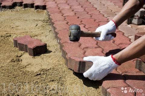 Испытание песка
