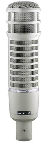 Electro-Voice RE20 - Broadcast микрофон