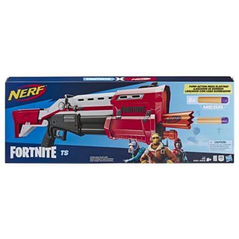 Nerf: Бластер Фортнайт Дробовик E7065  — Nerf Fortnite TS — Нерф Нёрф Хасбро