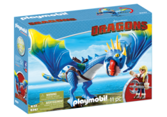 Как приручить дракона конструктор Громгильда