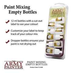 Paint Mixing Empty Bottles (2019) / Бутылочки для красок