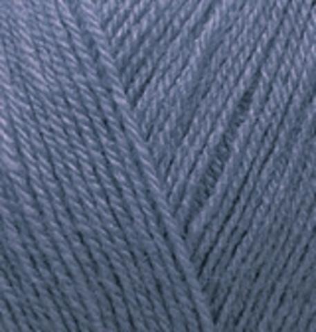 Пряжа Superlana TIG (Alize) 381 Морская волна, фото