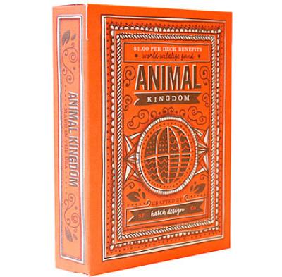 Карты Animal Kingdom от Theory11