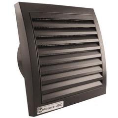 Вентилятор накладной MMotors JSC МM-100 Черный Квадрат